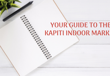 YOUR GUIDE TO THE KAPITI INDOOR MARKET