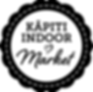 Kapiti Indoor Market Logo Black (macron)