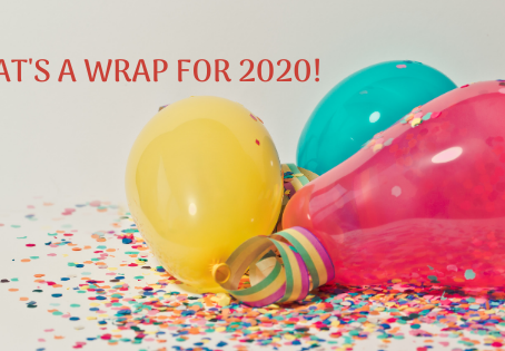 That's a wrap for 2020!