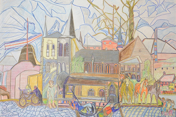 Engelen & Laenen in Ronse Drawing Prize