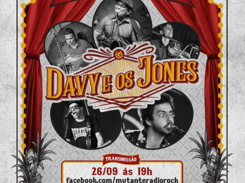 DAVY E OS JONES- PANGARÉS SELVAGENS FROM HELL !