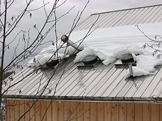 Don't let this happen to your beautiful metal roof!