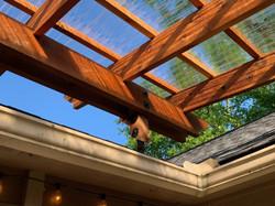 Patio Roof Riser