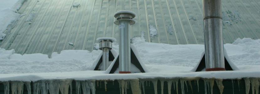 SNOW TERMINATORS in action