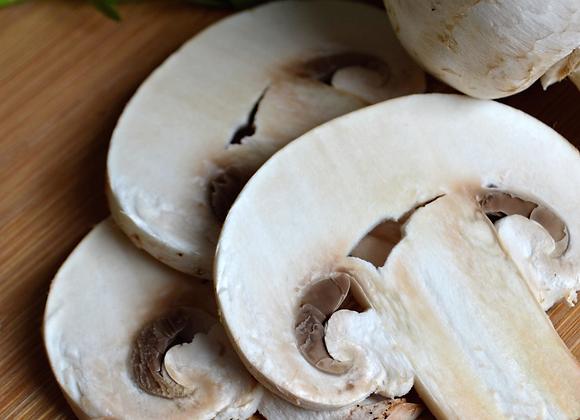 Sliced Mushroom