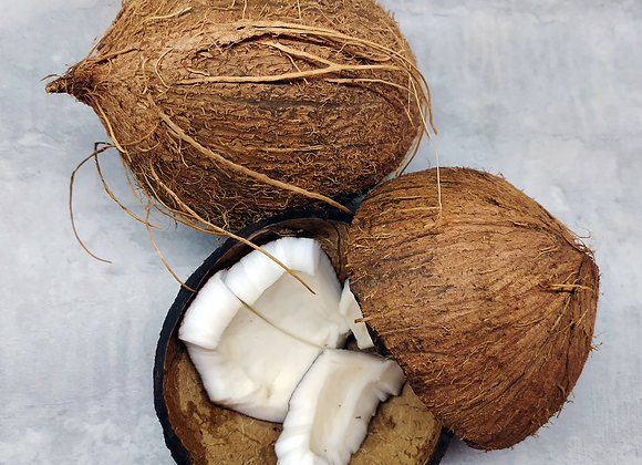 Wrapped Coconut