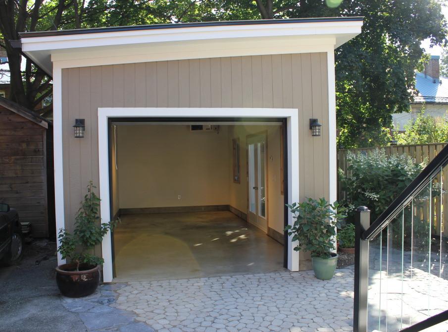 Modern - Art Studio/Home Gym