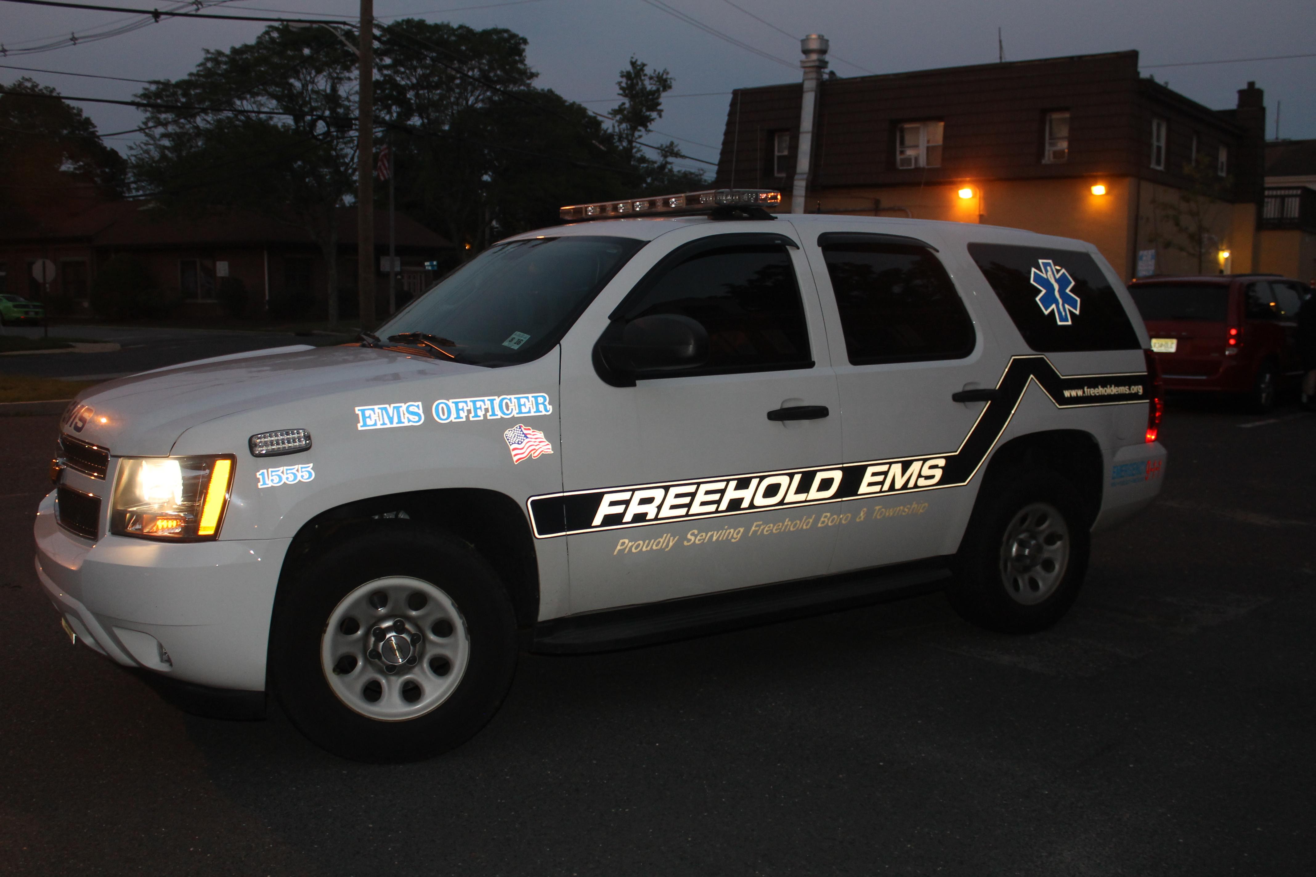 Officer Tahoe