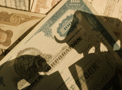 Bull And Bear On Stock Certificates
