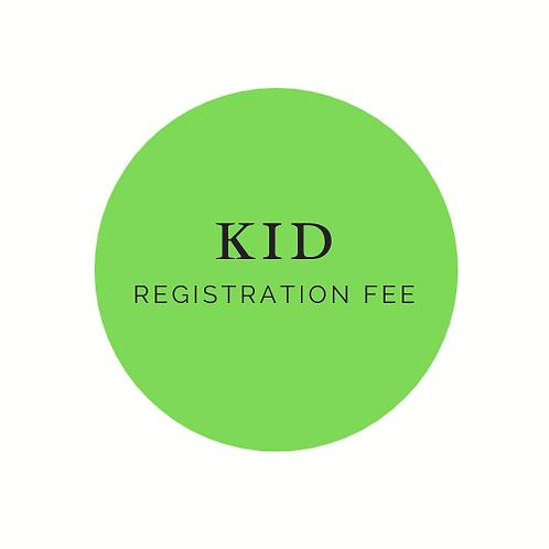 Kids Registration Fee & Sewing Kit