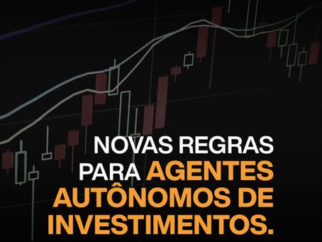 Audiência Pública CVM que propõe alterações relevantes  para  os agentes autônomos de investimento.