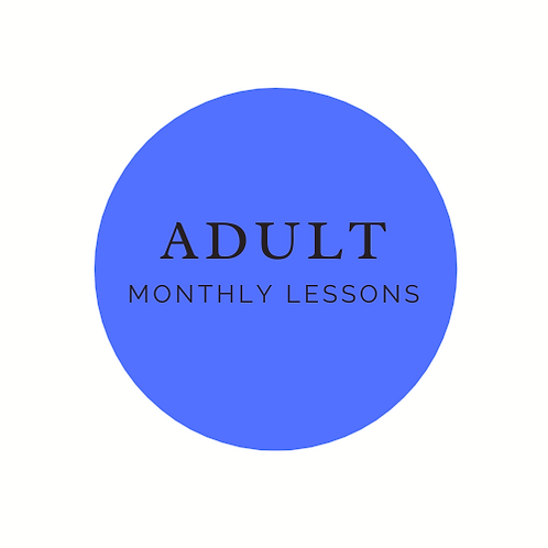 Adult Sewing Lesson Monthly Fee