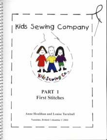 Best Age for Children to Start Sewing
