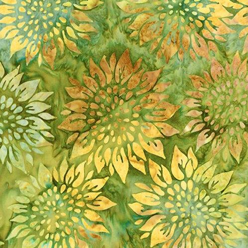 SUMMER FLOWERS GRASS-ROBERT KAUFMAN