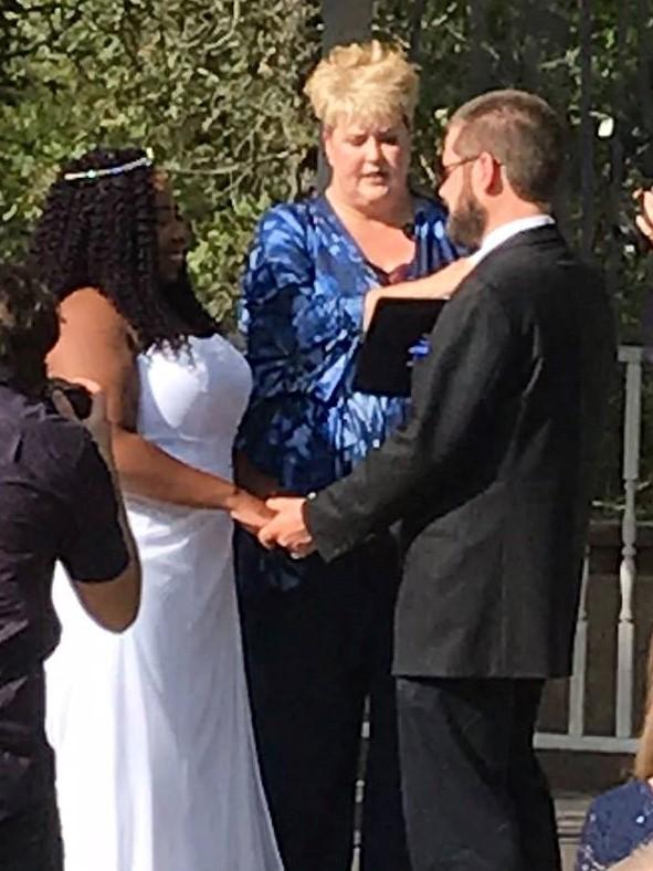 Jerica wedding