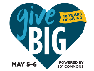 Thank you for donating to GiveBIG!