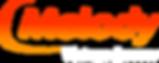 4C - MELODY LOGO GRADIENT ORANGE & WHITE