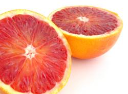grapefruit cross section