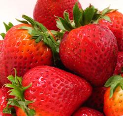 sberries closeup