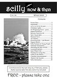 Scilly Now and then magazine, Issue 24
