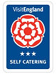 Visit England 2-star self catering