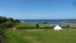 Troy Town Campsite, St Agnes, Isles of Scilly