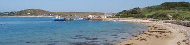 New Grimsby Quay, Tresco, Isles of Scilly