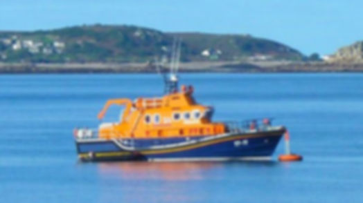 St Mary's Lifeboat, Isles of Scilly