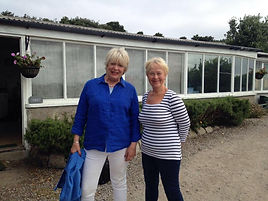 Alison Steadman on Bryher, Isles of Scilly