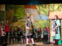 St Mary's Theatre Club pantomime 2014