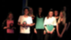 The winners of Scilly's Got Talent 2016