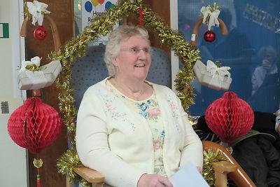 Beryl Read, St Mary's Hospital, Isles of Scilly