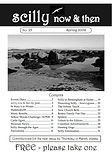 Scilly Now and then magazine, Issue 25