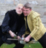 The Festival Players perform Hamlet