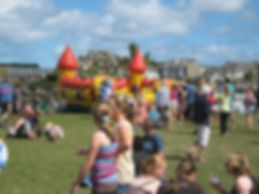 Isles of Scilly Rotary Club Family Fun Day 2015