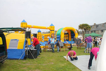 Rotary Club Family Fun Day 2016, Isles of Scilly