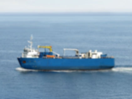Mali Rose - Isles of Scilly freight ship