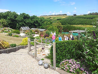 Open Gardens Day, Isles of Scilly