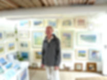 Peter Macdonald Smith, artist, Isles of Scilly