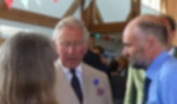 Prince Charles on the Isles of Scilly