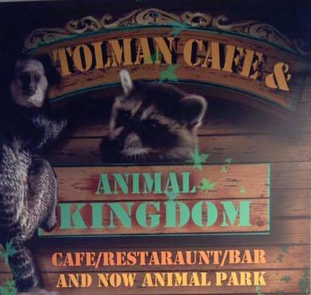 Tolman Cafe and Animal Kingdom, Isles of Scilly