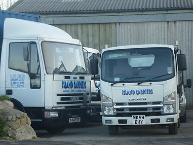 Island Carriers, St Mary's, Isles of Scilly