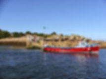 Surprise - tripper boat on the Isles of Scilly