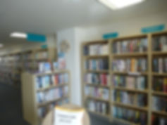 Library, St Mary's, Isles of Scilly