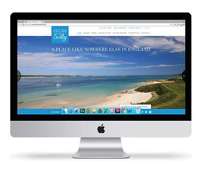 visit scilly home page
