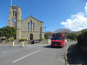 Isles of Scilly Community Bus