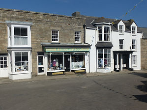 Shops on St Mary's, Isles of Scilly