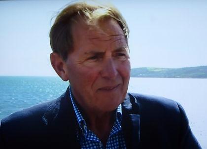 Robert-Dorrien Smith on BBC Spotlight