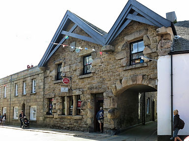 St Mary's post office, Isles of Scilly