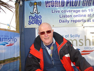 Rick Persich, Chairman of the World Pilot Gigs Championship Committee